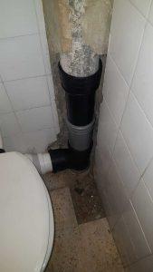 תיקון צינור אסבסט